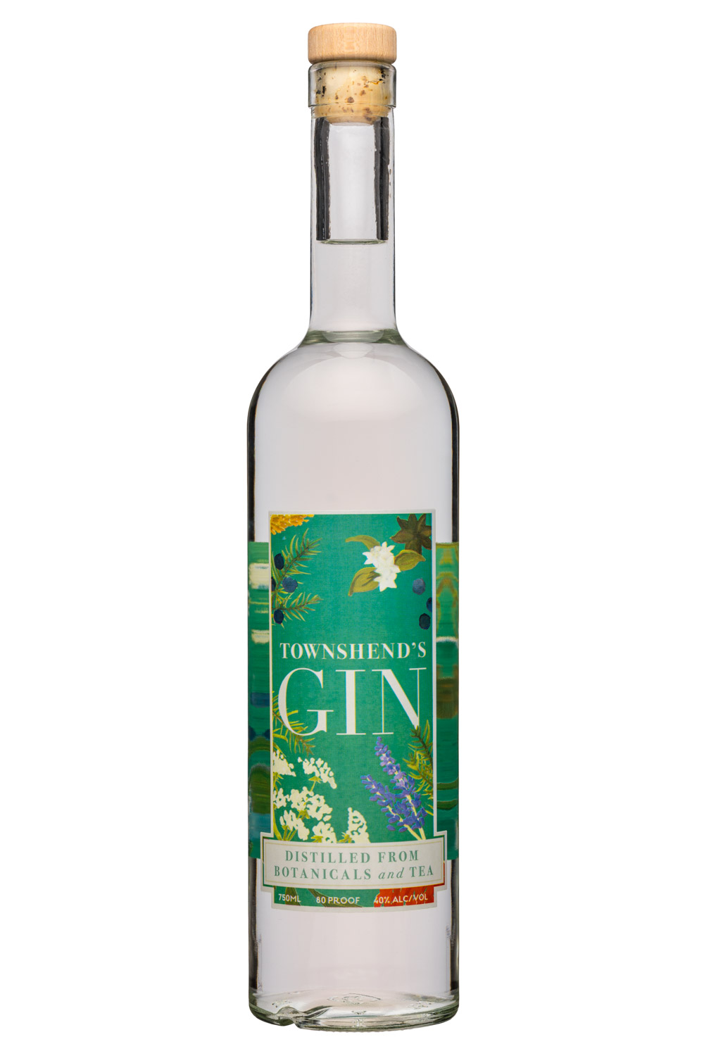 Townshend's Distillery: Townshends-750ml-Gin