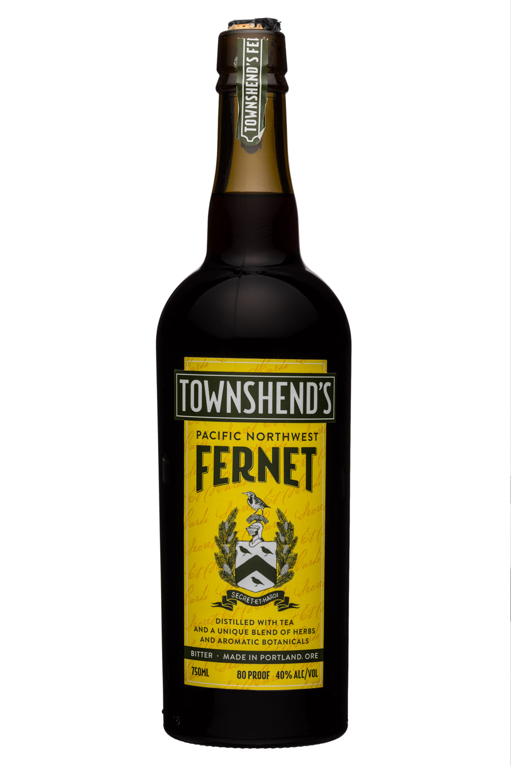 Townshend's Distillery: Townshends-750ml-Fernet