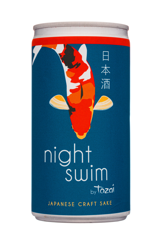 Tozai Saké: Tozai-CraftSake-NightSwim