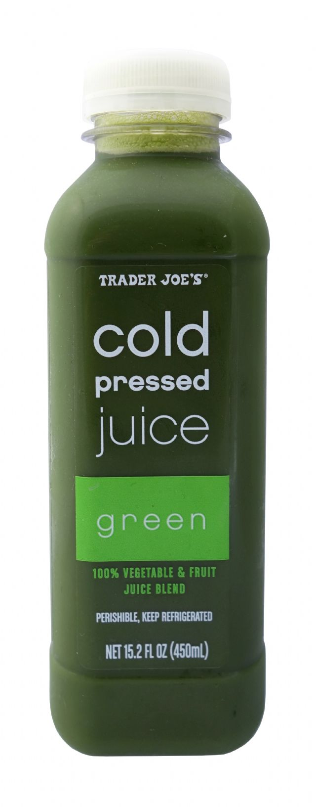 Trader Joe's Cold Pressed Juice: TraderJoes_Green