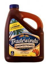 Unsweetened Iced Tea with Lemon - 1 GAL