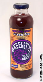 Concord Grape Green Tea
