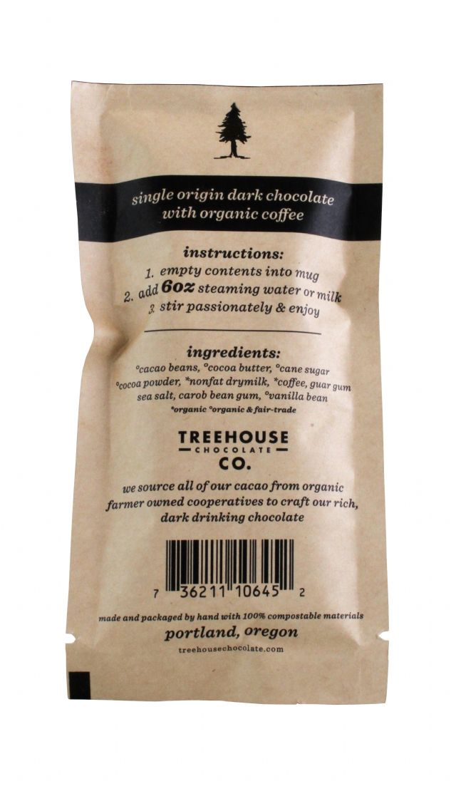 Treehouse Chocolate Co.: Treehouse Coffee Facts