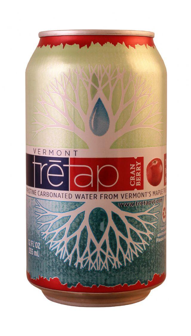 TreTap: Vermont Cranberry Front