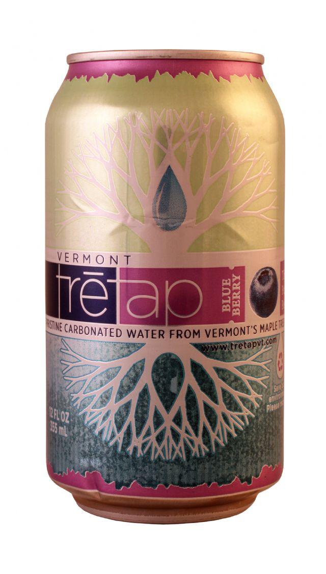 TreTap: Vermont Blueberry Front