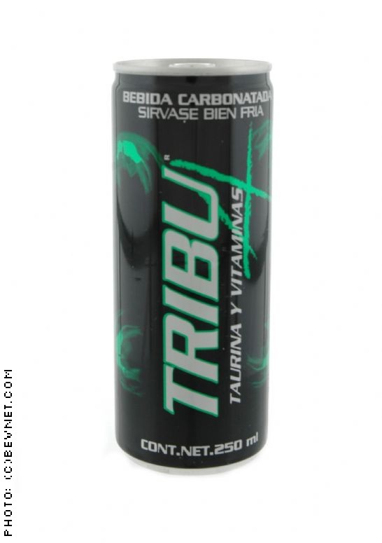 TRIBU 4 Energy Drink: tribu.jpg