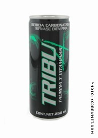 TRIBU 4 Energy Drink