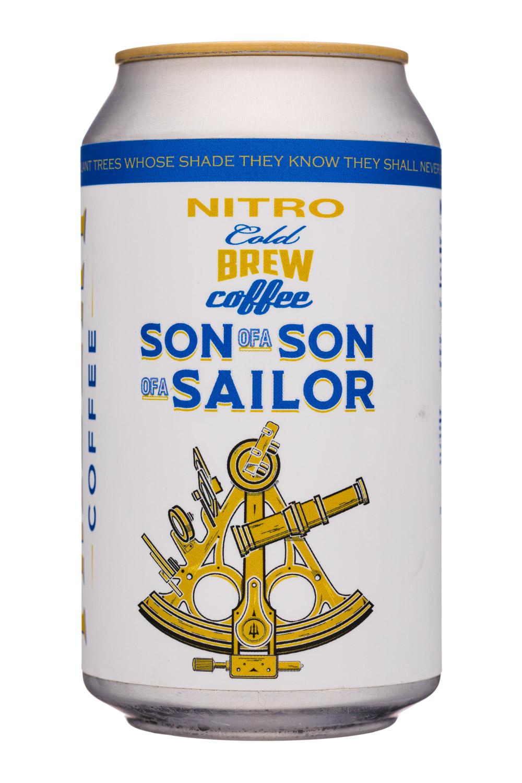 Nitro Cold Brew Coffee - Son of a son of a Sailor