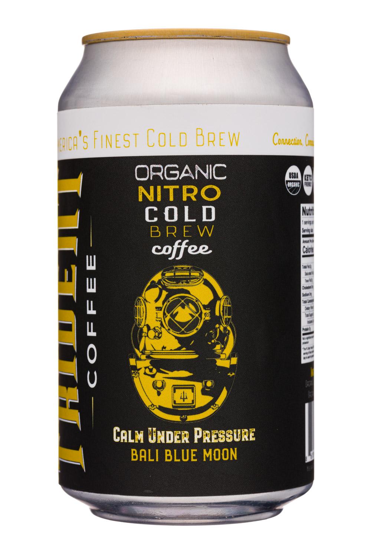 Nitro Cold Brew Coffee - Under Pressure