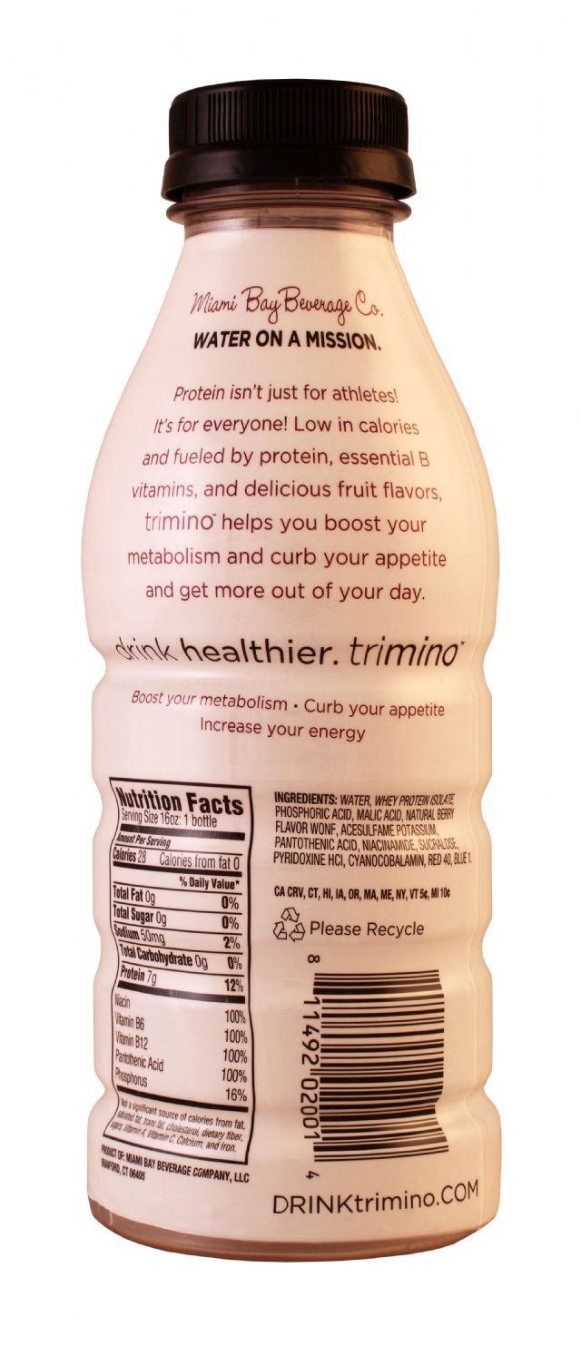 Trimino: Trimino MixedBerry Facts