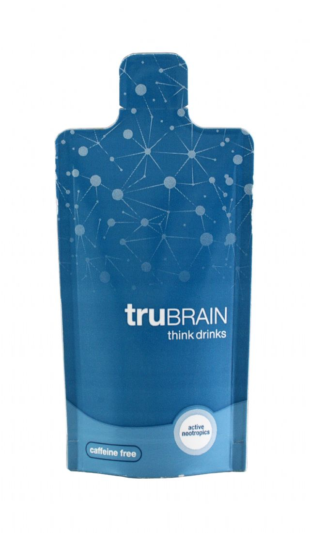 truBRAIN think drinks: TruBrain Free Front