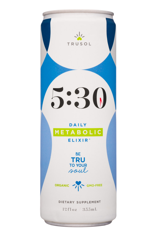 5:30 - Daily Metabolic Elixir