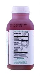 'tude juice: Tude RaspberryLemon Facts