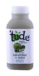 'tude juice: Tude CucumberMint Front