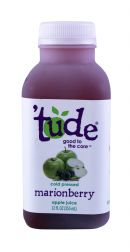 'tude juice: Tude Marionberry Front