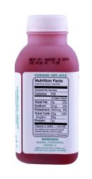 'tude juice: Tude Cranberry Facts
