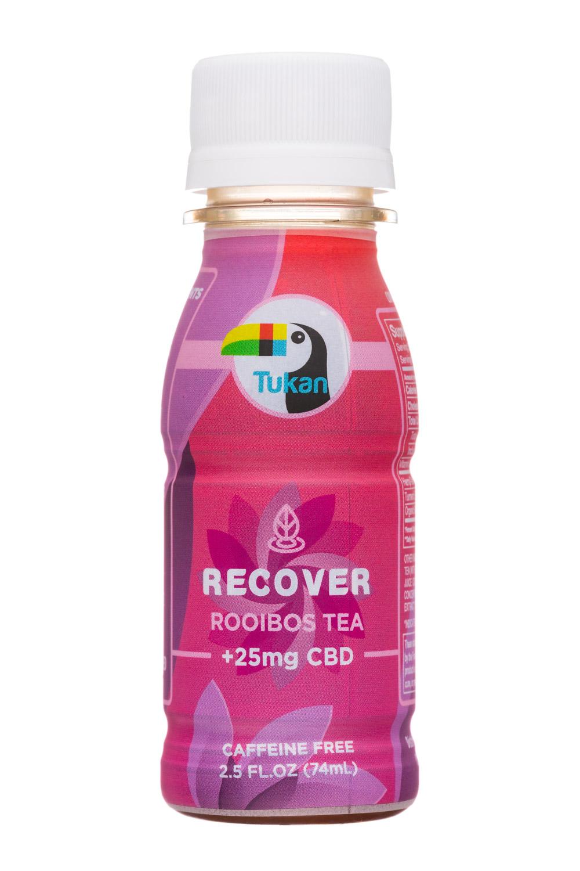 Recover - Rooibos Tea 25mg CBD