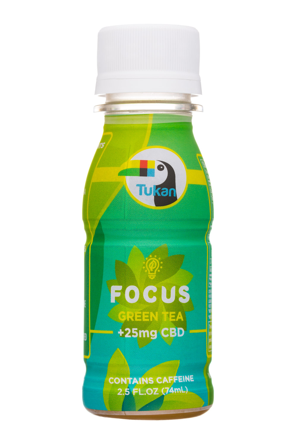 Focus - Green Tea 25mg CBD