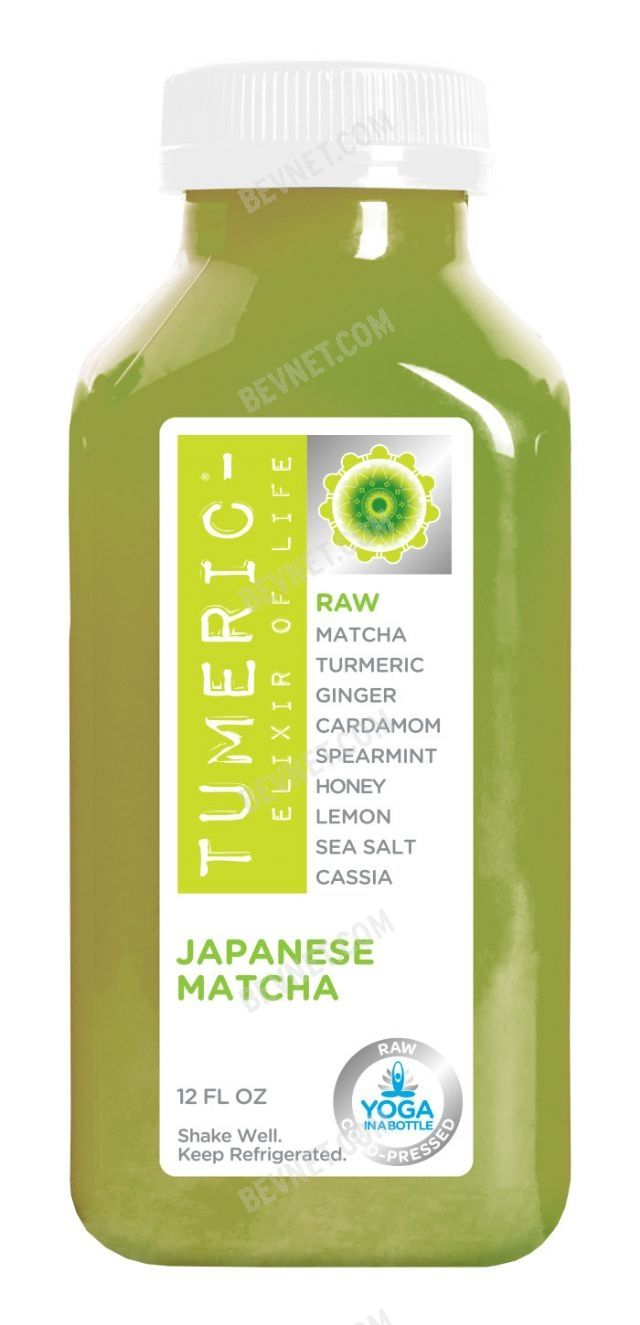 Tumeric - The Elixir of Life: Japanese Matcha
