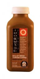 TumericALIVE Super Blends: Tumeric BulletBrew Front