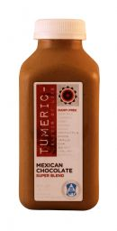 TumericALIVE Super Blends: Tumeric MexicanChoco Front