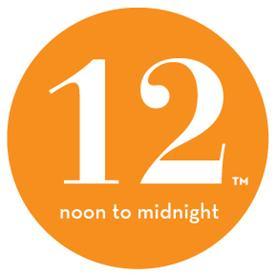 12 Noon to Midnight