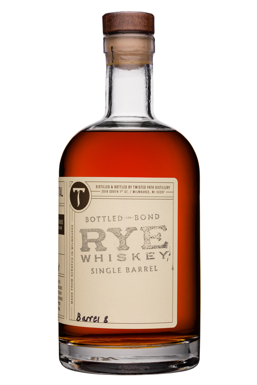 Bottled in Bond Rye Whiskey