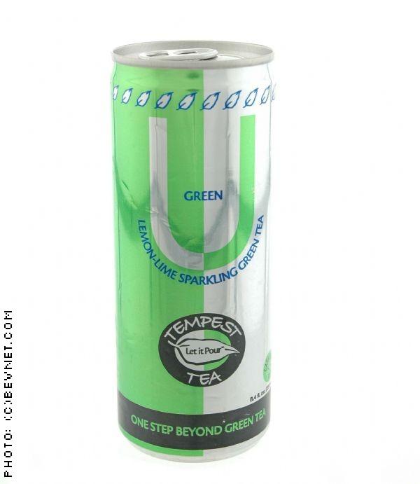 Green U Energy Drink: tempestenergy.jpg