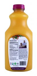 Uncle Matt's: UncleMatt OrangeTang Facts