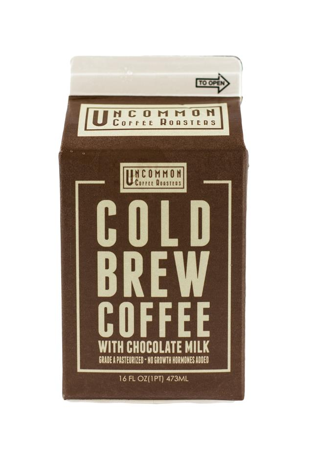 Uncommon Coffee Roasters Cold Brew: Uncommon Choco