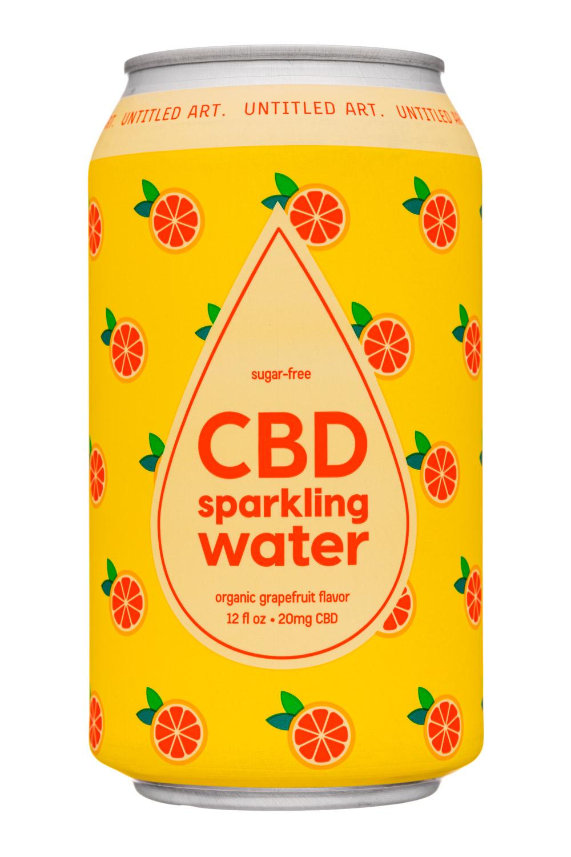 Organic Grapefruit Flavor CBD 20mg