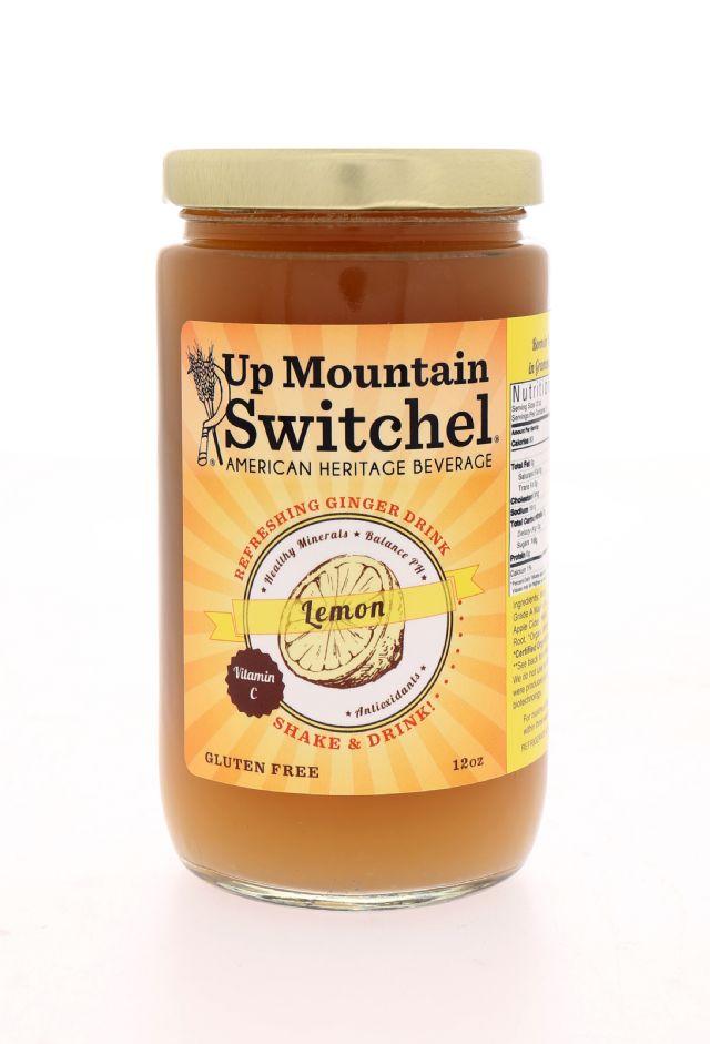 Up Mountain Switchel: UpMountainSwitchel Lem Front