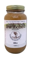 Up Mountain Switchel: Switchel Front