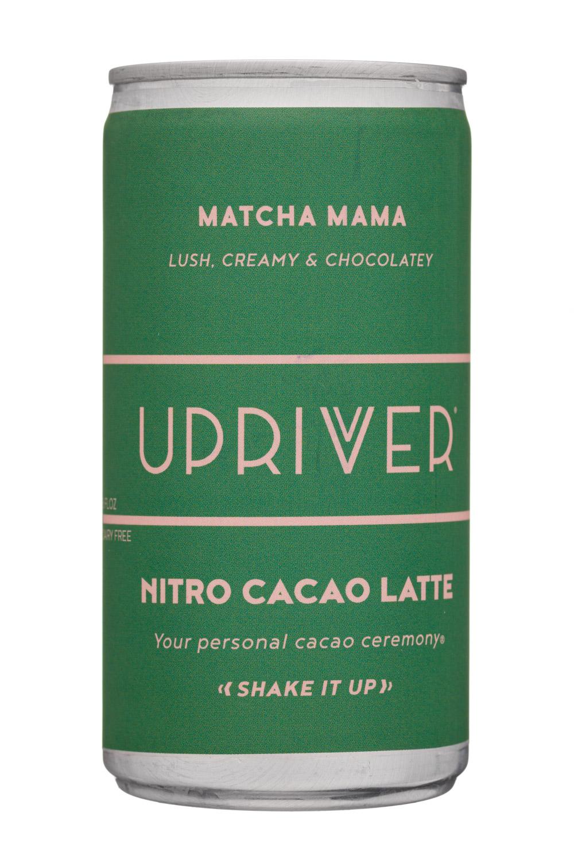 Nitro Cacao Latte - Matcha Mama