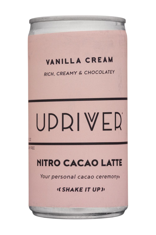 Nitro Cacao Latte - Vanilla Cream