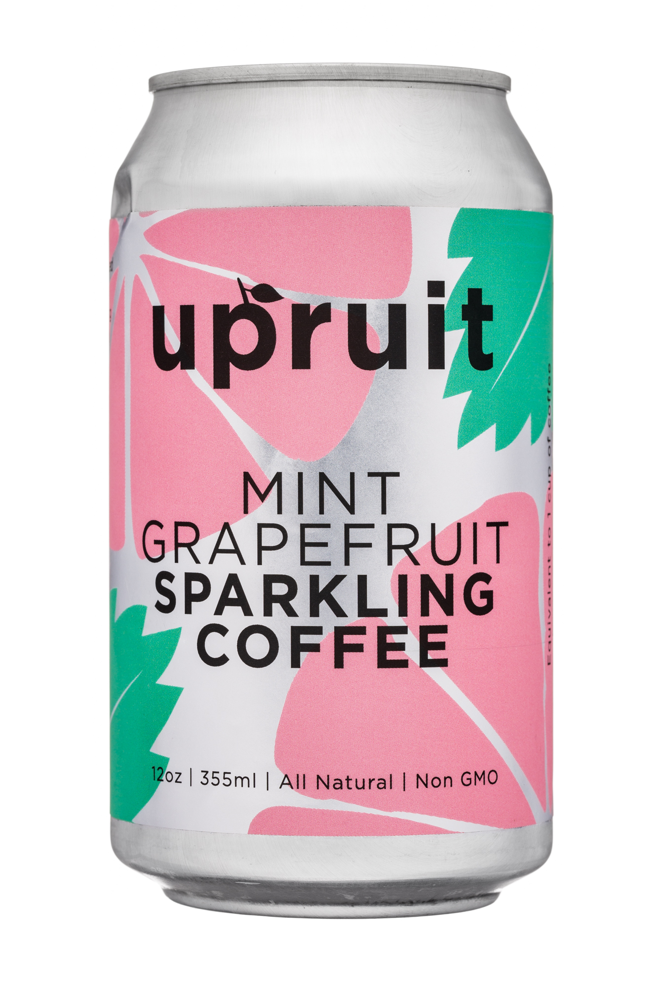 Sparkling Mint Grapefruit Cold-Brew Coffee