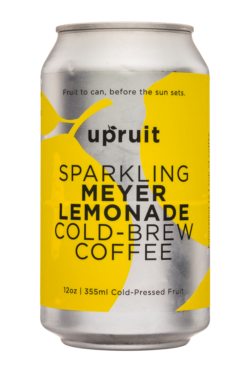 Sparkling Meyer Lemonade Cold-Brew Coffee