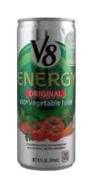 V8 +Energy: V8 Original Front