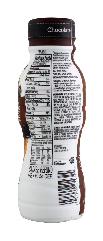 V8 Protein: V8Protein Choco Facts