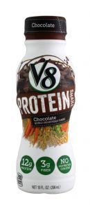 V8 Protein: V8Protein Choco Front