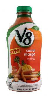Carrot Mango