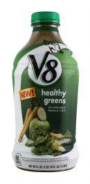 V8 Veggie Blends: V8 HealthyGreens Front