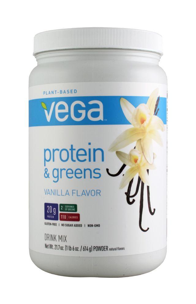 Vega: Vega Vanilla Front
