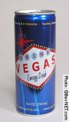 Vegas Energy Drink