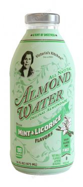 Almond Water Mint/Licorice (New Packaging)