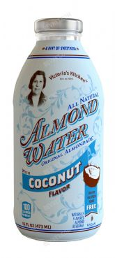 Almond Water Coconut (New Packaging