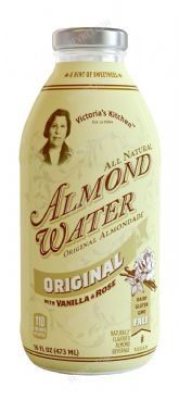 Almond Water (New Packaging)