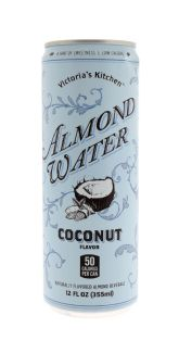 Almond Water - Coconut