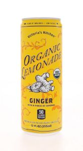 Organic Lemonade - Ginger