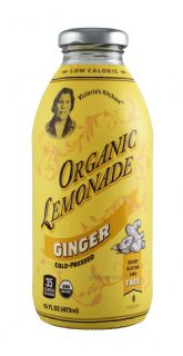 Organic Lemonade - Ginger (bottle)
